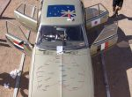 In Coober Pedy my travelmates and me decided to paint the car.