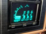 Buick Reatta, Buick Riviera (1988-1989). Information and control touch-screen.