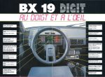 Citroen BX DIGIT brochure