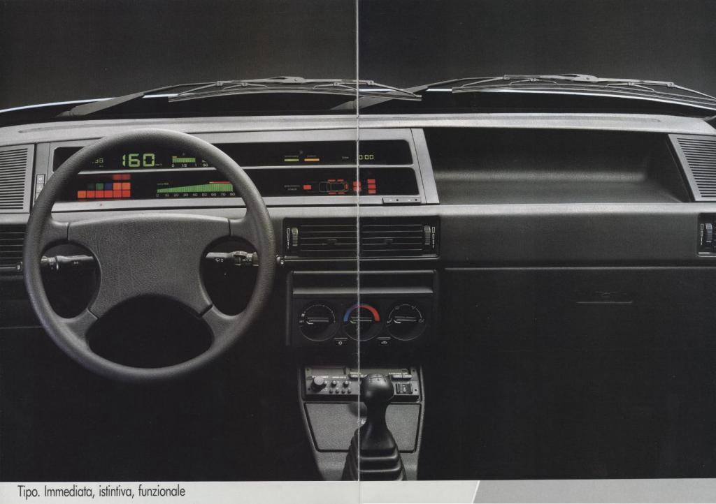 Full dashboard as shown in brochure.